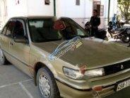 Bán xe Nissan Bluebird 1.8 đời 1990, màu vàng, nhập khẩu nguyên chiếc, giá chỉ 37 triệu giá 37 triệu tại Lâm Đồng