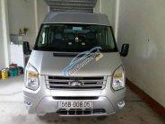 Cần bán xe Ford Transit LX sản xuất 2015, màu bạc xe gia đình, 620tr giá 620 triệu tại Tiền Giang