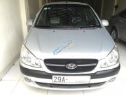Bán ô tô Hyundai Getz 1.1MT đời 2010, màu bạc, xe nhập giá 230 triệu tại Hà Nội