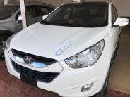 Cần bán xe Hyundai Tucson đời 2010, màu trắng, xe nhập giá 550 triệu tại Gia Lai