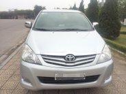 Bán xe Toyota Innova 2.0G đời 2010, màu bạc, 380 triệu giá 380 triệu tại Hà Nội