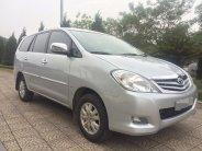 Bán Toyota Innova 2.0G đời 2010, màu bạc, giá 380 triệu, xe chính chủ gia đình giá 380 triệu tại Hà Nội