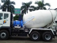Xe bồn bê tông Daewoo 7m3, xe trộn bê tông Daewoo 7 khối| Đại lý xe công trình Daewoo giá 1 tỷ 830 tr tại Hà Nội