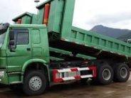 Xe ben howo 3 chân thùng vuông 371hp nhập khẩu mới 100 đời 2017 giá 1 tỷ 260 tr tại Cả nước