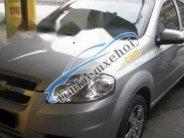 Cần bán gấp Chevrolet Aveo LT sản xuất 2011, màu bạc xe gia đình, giá tốt giá 284 triệu tại Quảng Nam