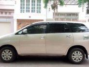 Bán ô tô Toyota Innova 2.0G  đời 2011, màu ghi vàng một chủ sử dụng giá 396 triệu tại Hà Nội