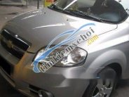 Cần bán Chevrolet Aveo MT đời 2011, màu bạc giá 284 triệu tại Quảng Nam
