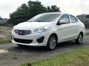Bán xe Attrage Mitsubishi tiết kiệm nhiên liệu chỉ 3.9L/100km tại Quảng Bình, giảm giá lên đến 60 triệu đồng giá 400 triệu tại Quảng Bình