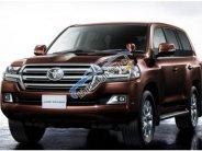 Bán ô tô Toyota Land Cruiser 4.6 L VX sản xuất 2017, màu xanh lam, hỗ trợ trả góp 90% giá 3 tỷ 650 tr tại Hà Nội
