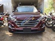Bán xe Hyundai Tucson đời 2017, màu đỏ, giá 845tr giá 845 triệu tại Gia Lai