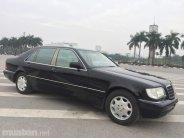 Cần bán lại xe Mercedes S500 đời 1995, màu đen, nhập khẩu, chính chủ giá cạnh tranh giá 229 triệu tại Hà Nội