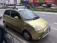 Bán Chevrolet Spark LT đời 2009, màu vàng, nhập khẩu, giá 155tr giá 155 triệu tại Đà Nẵng