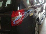 Bán Chevrolet Captiva LT đời 2009, màu đen   giá 330 triệu tại An Giang