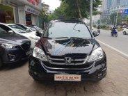 Cần bán Honda CR V 2.4 AT đời 2010, màu đen, giá tốt giá 600 triệu tại Hà Nội