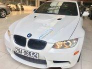 Bán BMW M3 3.0AT năm 2009, màu trắng, nhập khẩu giá 1 tỷ 400 tr tại Hà Nội