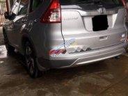 Chính chủ bán Honda CR V TG đời 2017, màu bạc giá 1 tỷ 100 tr tại Đà Nẵng
