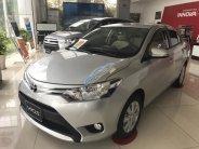Bán Toyota Vios E MT 2018 giá tốt, hỗ trợ trả góp, lái thử liền tay giá 505 triệu tại Tp.HCM