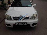 Bán ô tô Daewoo Lanos SX đời 2005, màu trắng, giá chỉ 83 triệu giá 83 triệu tại Hà Nội