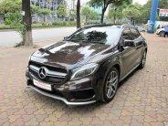 Bán xe Mercedes GLA45 đời 2015, màu nâu, nhập khẩu nguyên chiếc giá 1 tỷ 695 tr tại Hà Nội