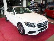 Bán Mercedes C200 2017 màu trắng chạy lướt giá tốt giá 1 tỷ 299 tr tại Hà Nội