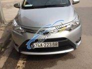 Cần bán Toyota Vios đời 2016, màu bạc giá 499 triệu tại Quảng Ninh