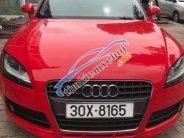 Cần bán lại xe Audi TT 2.0 Tubor AT đời 2008, màu đỏ, nhập khẩu chính chủ giá 820 triệu tại Hà Nội