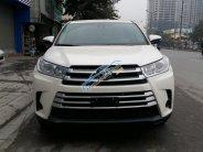 Bán Toyota Highlander Sx 2017, màu trắng, xe nhập Mỹ, mới 100% giá 2 tỷ 400 tr tại Hà Nội
