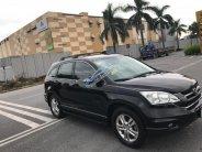 Cần bán xe Honda CR V 2.4 AT đời 2010, màu đen giá cạnh tranh giá 595 triệu tại Hà Nội