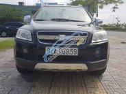 Bán xe Chevrolet Captiva LTZ đời 2007, màu đen giá 265 triệu tại Đà Nẵng