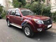 Cần bán lại xe Ford Everest MT đời 2009, màu đỏ số sàn giá 465 triệu tại Tp.HCM