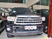 Hàng hót và hiếm, bán Toyota Sequoia Platium màu đen, sản xuất 2015, đăng ký 2016, lăn bánh 10000Km như mới giá 4 tỷ 568 tr tại Hà Nội