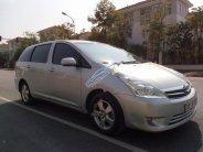Bán Toyota Wish 2.0 AT đời 2009, màu bạc, nhập khẩu nguyên chiếc, 450 triệu giá 450 triệu tại Hà Nội