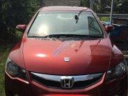 Bán Honda Civic 2.0 AT đời 2009, màu đỏ số tự động, giá chỉ 525 triệu giá 525 triệu tại Hậu Giang