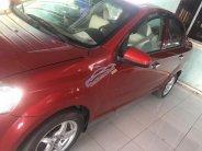 Cần bán gấp Daewoo Gentra SX năm 2011, màu đỏ giá 249 triệu tại Tiền Giang