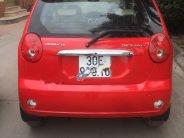 Bán Chevrolet Spark LT sản xuất 2010, màu đỏ giá 132 triệu tại Hà Nội