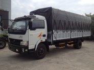 Bán ô tô Veam VT750 tải 7,5m thùng dài 6m1 đời 2016, màu trắng giá 500 triệu tại Hà Nội