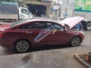 Bán ô tô Hyundai Sonata sản xuất 2012, màu đỏ xe gia đình, giá chỉ 615 triệu giá 615 triệu tại Hải Phòng