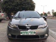 Bán Kia Forte SX đời 2011, màu xám số sàn, giá chỉ 350 triệu giá 350 triệu tại Ninh Bình