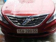 Cần bán gấp Hyundai Sonata đời 2013, màu đỏ, nhập khẩu nguyên chiếc chính chủ, giá 620tr giá 620 triệu tại Hải Phòng