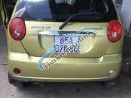 Bán xe Chevrolet Spark LT năm 2009, màu vàng chanh giá 129 triệu tại Cần Thơ