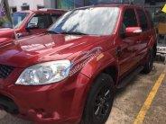 Bán Ford Escape XLS đời 2010, màu đỏ  giá 510 triệu tại Tp.HCM