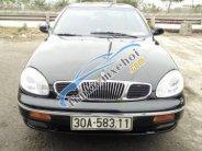 Bán xe Daewoo Leganza đời 1998, màu đen giá cạnh tranh giá 80 triệu tại Hà Nội