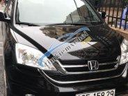 Cần bán xe Honda CR V 2.4 AT đời 2010, màu đen giá 580 triệu tại Hà Nội