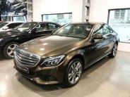 Bán Mercedes C250 2018, chính chủ chạy lướt hộp số 9 cấp giá 1 tỷ 670 tr tại Hà Nội