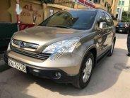 Cần bán lại xe Honda CR V 2.4 năm 2009, màu vàng cát giá 540 triệu tại Hà Nội