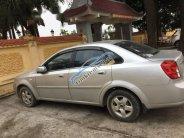 Cần bán xe Daewoo Lacetti EX sản xuất 2005, màu bạc giá 152 triệu tại Hà Nội