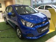 Cần bán Chevrolet Spark Van đời 2018, màu xanh lam, 277 triệu giá 277 triệu tại Hà Nội