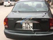 Bán Daewoo Lanos SX đời 2002, màu đen chính chủ, giá tốt giá 84 triệu tại Thái Bình