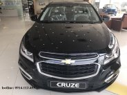 Bán ô tô Chevrolet Cruze LT đời 2018, màu đen, giá tốt giá 517 triệu tại Hà Nội