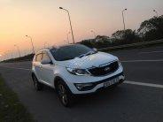 Cần bán gấp Kia Sportage đời 2015, màu trắng, xe nhập ít sử dụng, giá cạnh tranh giá 840 triệu tại Hà Nội